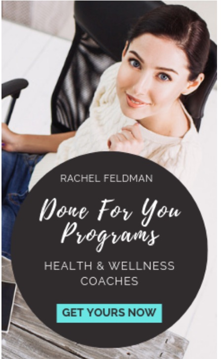 Programs for Health and Wellness Coaches