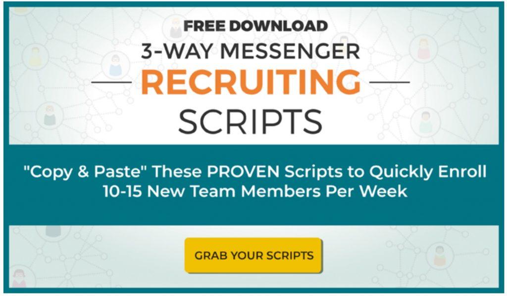 Recruiting Scripts