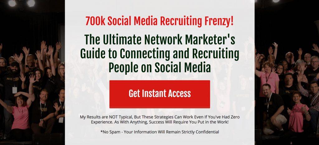 Social Media Recruiting Frenzy